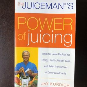 This is such a great book if you are into juicing
